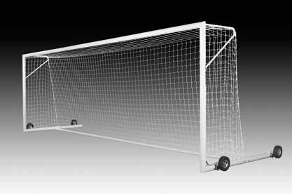 KwikGoal Fusion 120 Soccer Goal  2 Goal Set