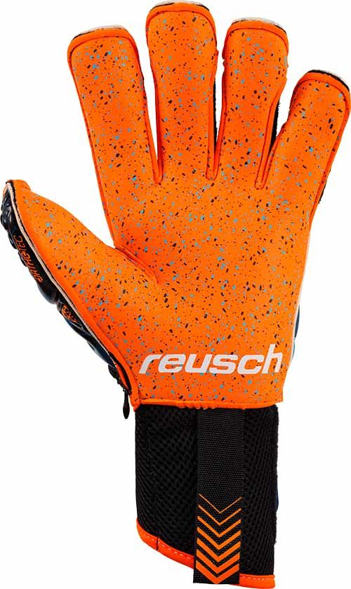 Reusch Prisma Pro G3 Fusion Evolution Ortho-Tec LTD Goalkeeper Gloves – Blue/Black