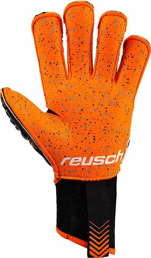 Reusch Prisma Pro G3 Fusion Evolution LTD Goalkeeper Gloves – Blue/Black