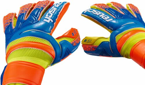 Reusch Prisma Prime S1 Evolution Finger Support – Goalkeeper Gloves