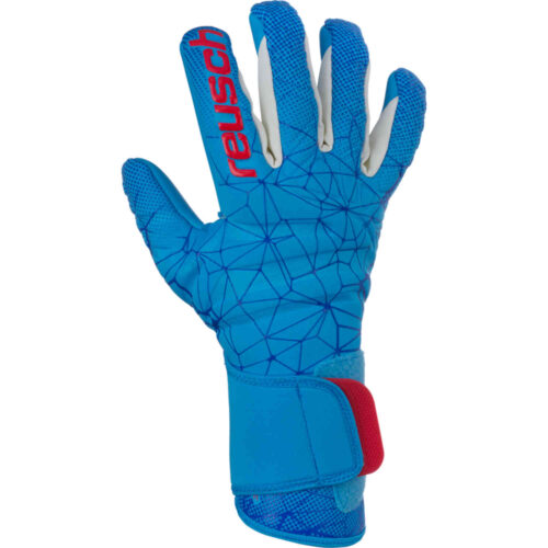 Reusch Pure Contact II AX2 Goalkeeper Gloves – Aqua