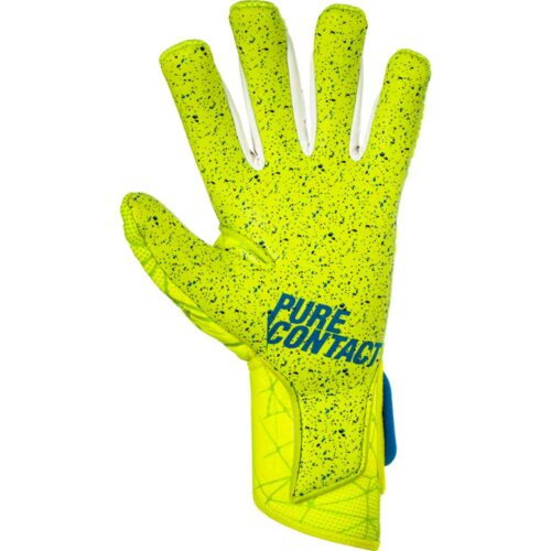 Reusch Pure Contact II G3 Fusion Goalkeeper Gloves – Safety Yellow