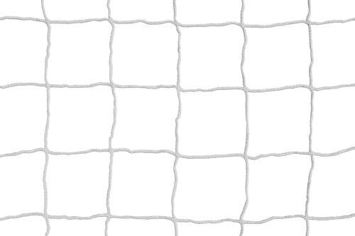 KwikGoal 6′ 7″ x 9′ 10″ x 0′ x 4′ Portable Futsal Goal Net – White