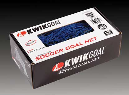 KwikGoal 6.5′ x 12′ x 2′ x 6.5′ Junior Recreational Net – Blue