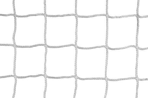 KwikGoal 6′ 7″ x 9′ 10″ x 2′ 5″ x 3′ 5″ Official Futsal Goal Net – White