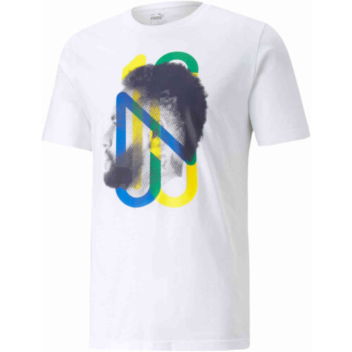 PUMA Neymar Jr Hero Tee – White