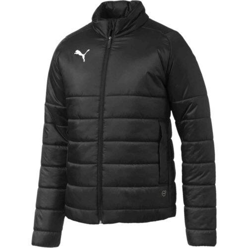 Puma Casuals Padded Jacket – Black