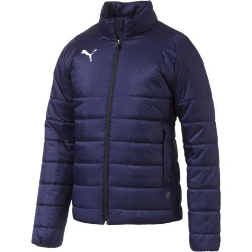 Puma Casuals Padded Jacket – Peacoat