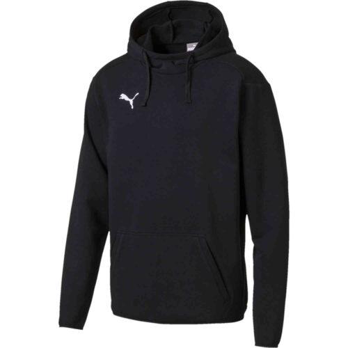 Puma Liga Casuals Hoodie – Black