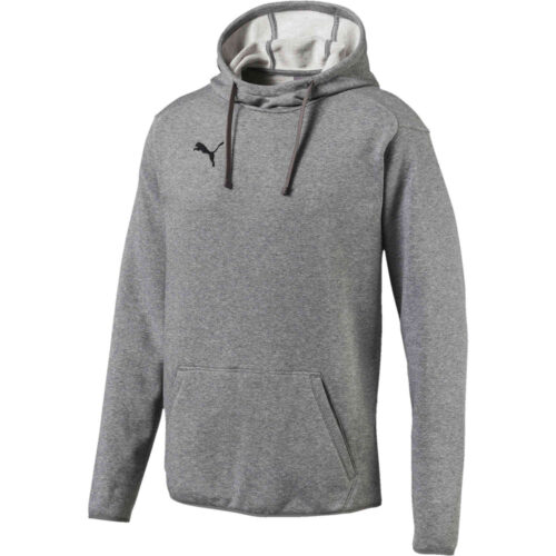 Puma Liga Casuals Hoodie – Medium Gray Heather