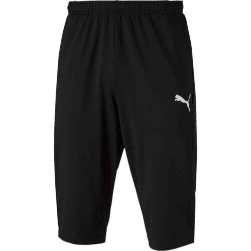 Puma Liga 3/4 Training Pants – Black