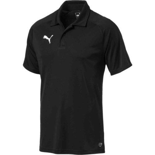 Puma Sideline Polo – Black