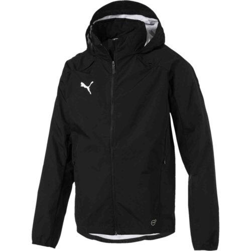 Puma Training Rain Jacket – Black