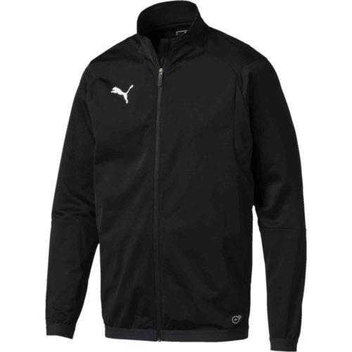 Puma Liga Training Jacket – Black