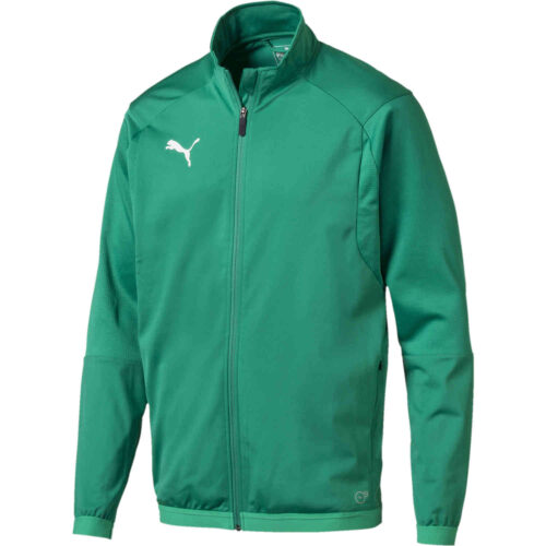 Puma Liga Training Jacket – Pepper Green
