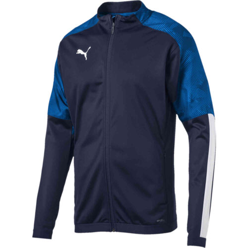 Kids Puma Cup Training Jacket – Black