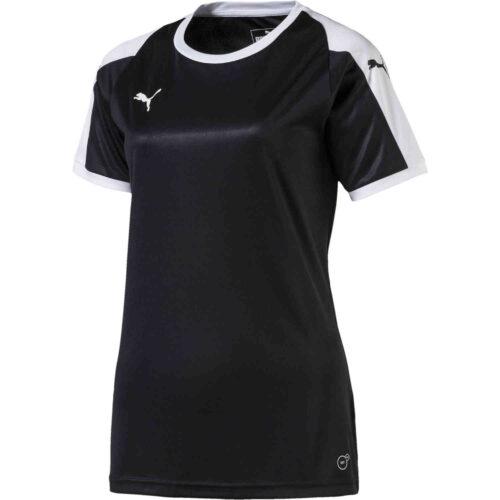 Womens Puma Liga Jersey – Black