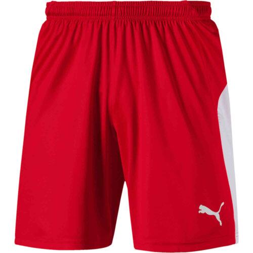 Puma Liga Shorts – Red