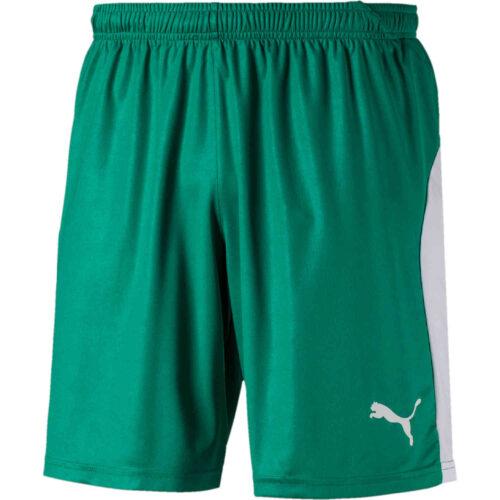 Puma Liga Shorts – Pepper Green