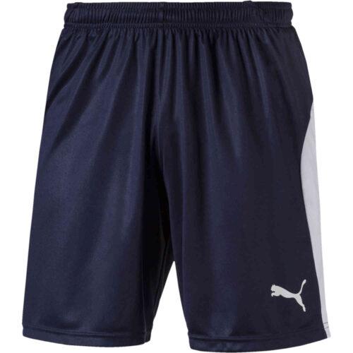 Puma Liga Shorts – Peacoat