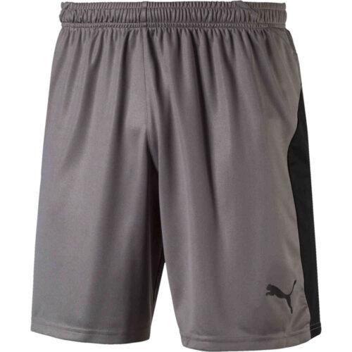 Puma Liga Shorts – Steel Grey