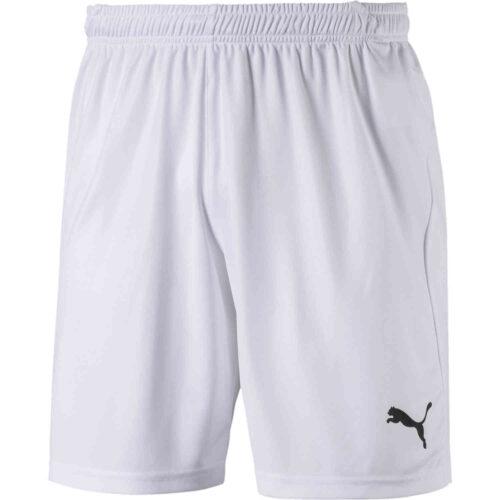 Puma Liga Shorts – White