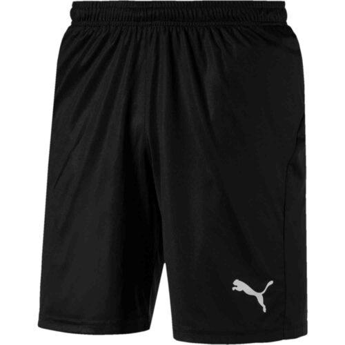 Puma Liga Core Shorts – Black