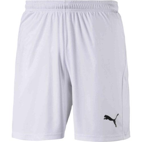 Puma Liga Core Shorts – White
