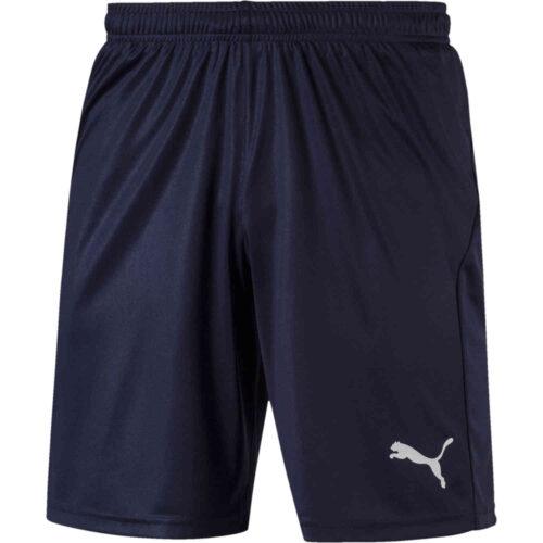 Puma Liga Core Shorts – Peacoat
