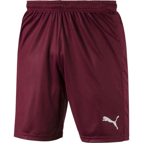 Puma Liga Core Shorts – Cordovan