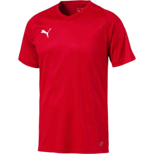 Puma Liga Core Jersey – Red
