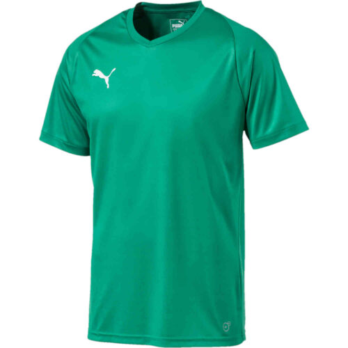 Puma Liga Core Jersey – Pepper Green
