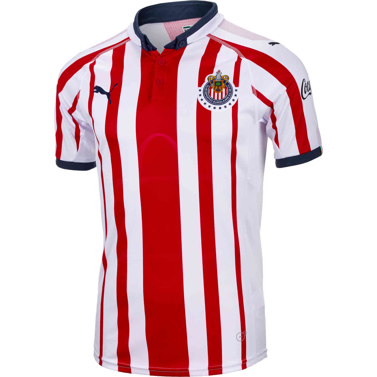 reputable site 1c9e3 8a896 PUMA Chivas Home Jersey – Special Edition 2018-19