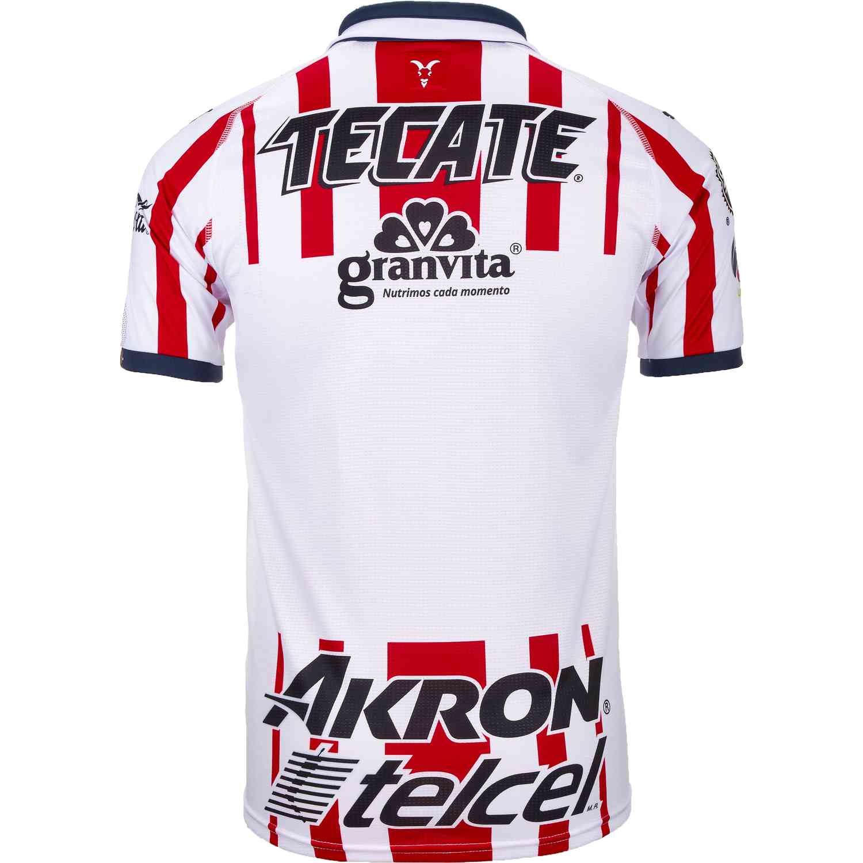 the best attitude 21227 94077 PUMA Chivas Home Jersey - Special Edition 2018-19 - SoccerPro