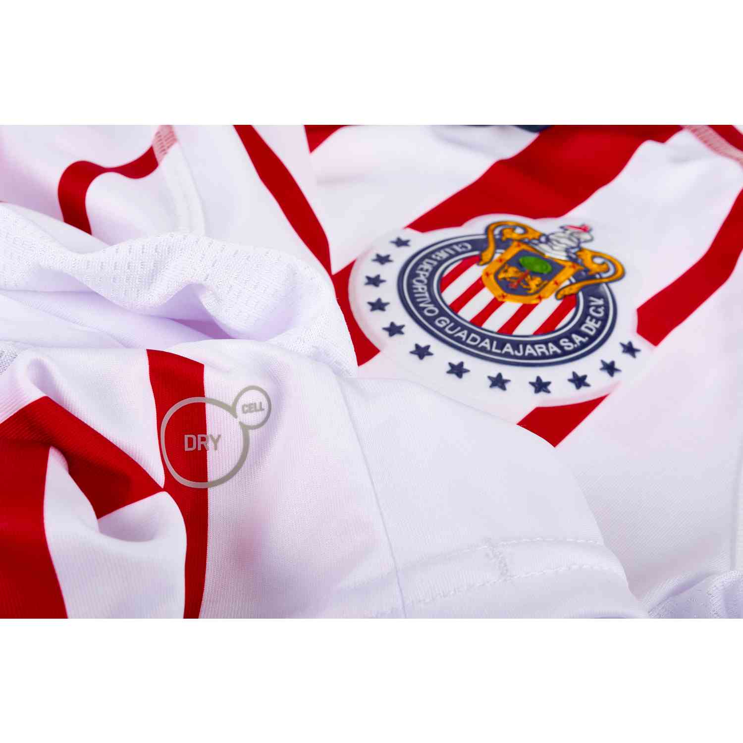 differently d856e 5596b PUMA Chivas Home Jersey 2018-19 - SoccerPro