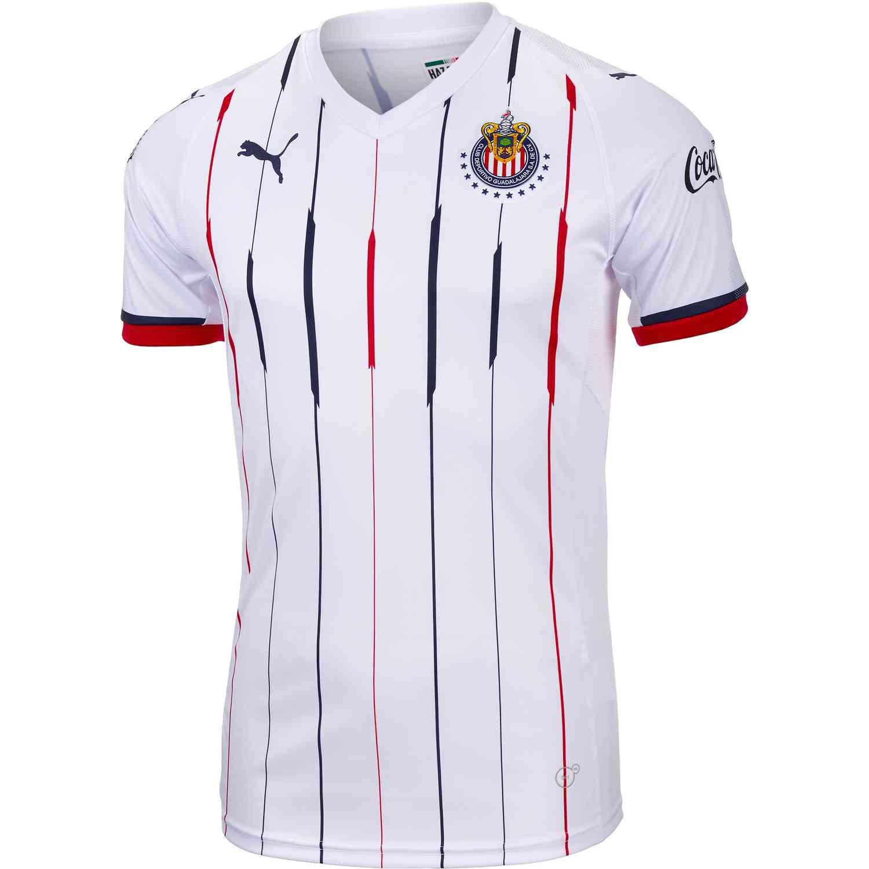 a5c39cd3d83 PUMA Chivas Away Jersey 2018-19 - SoccerPro