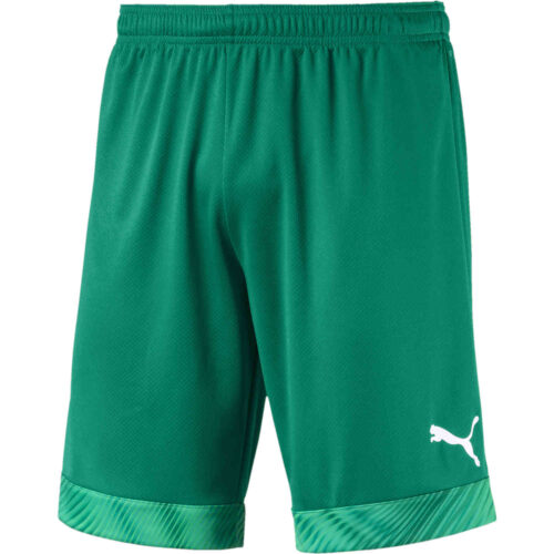 Puma Cup Shorts – Pepper Green
