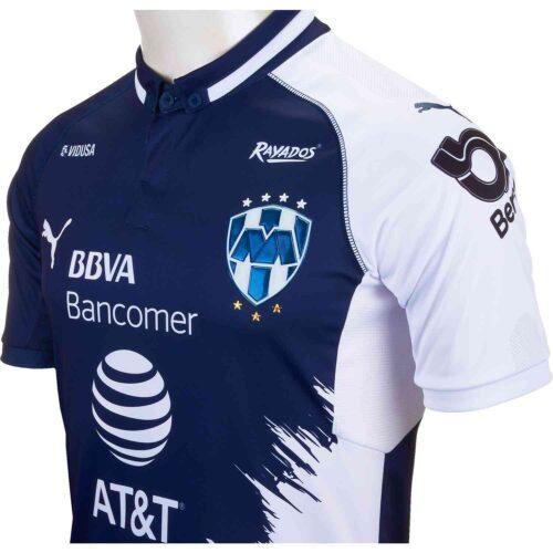Puma Monterrey 3rd Jersey – Peacoat/White