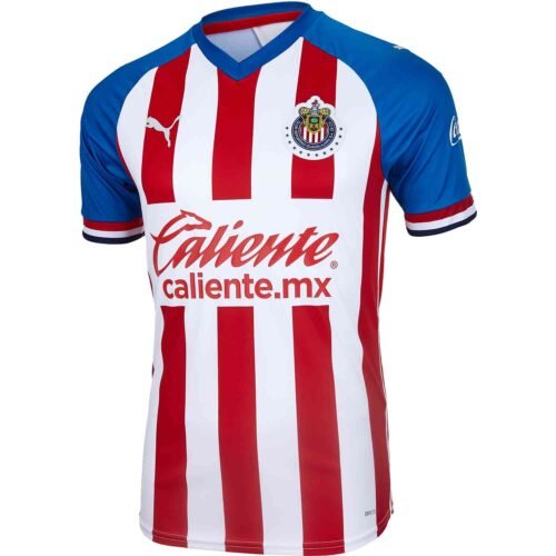2019/20 PUMA Chivas Home Authentic Jersey