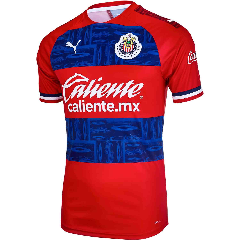 3a76ae2277a8d PUMA Chivas Away Jersey – 2019/20
