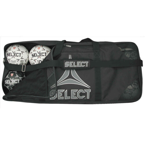Select Pro Level Carry Ball Bag – Black