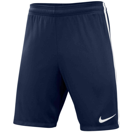 Nike League Knit Shorts – College Navy