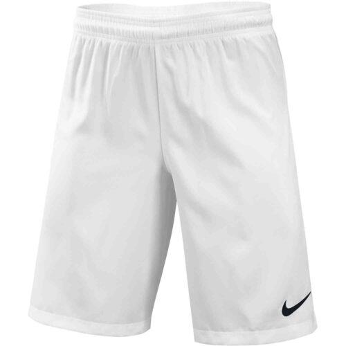 Womens Nike Woven Laser III Shorts – White