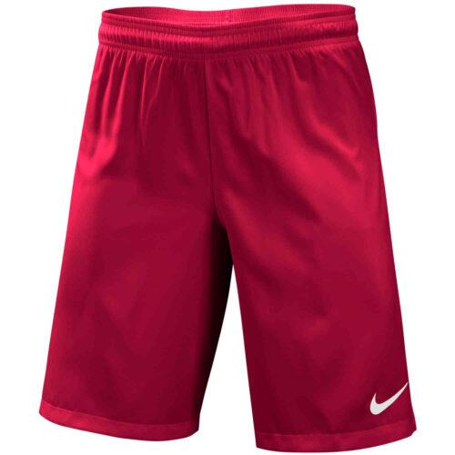 Womens Nike Woven Laser III Shorts – University Red