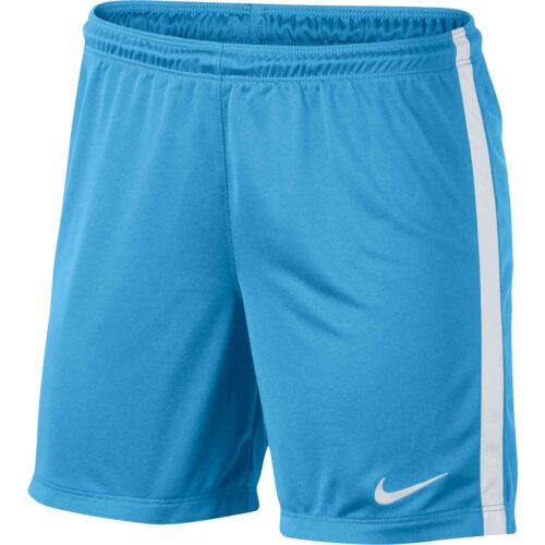 Womens Nike League Knit Team Shorts