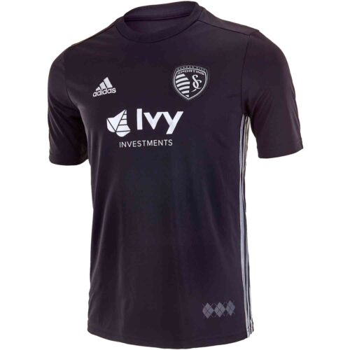 2018/19 Kids adidas Sporting KC Away Jersey