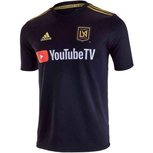 2019 Kids adidas LAFC Away Jersey