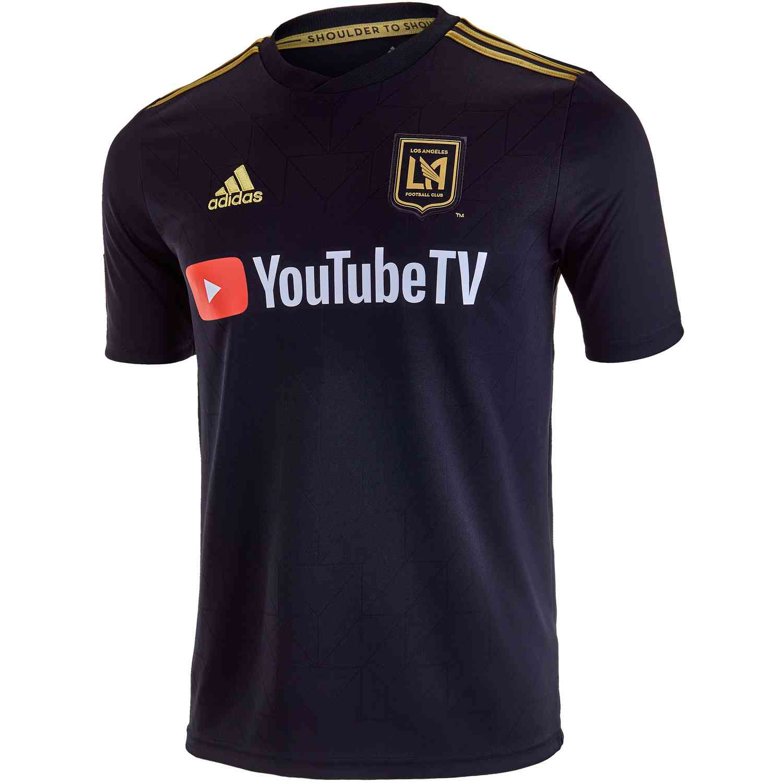 d6ad1371d 2019 Kids adidas LAFC Away Jersey - SoccerPro