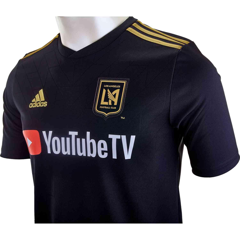 a3dba9241b1 2019 Kids adidas LAFC Away Jersey - SoccerPro