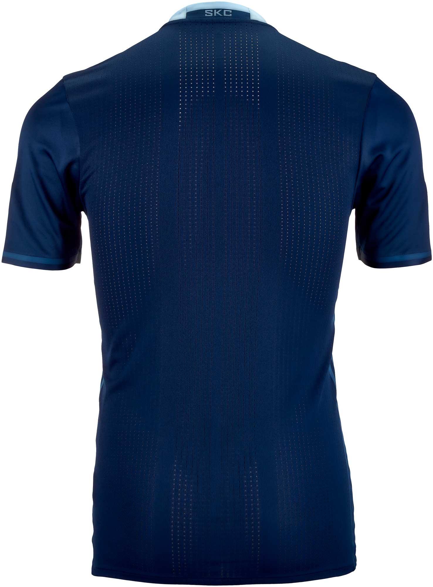 buy online ee456 75fa7 adidas Sporting Kansas City Away Jersey - 2016 Sporting KC Jerseys